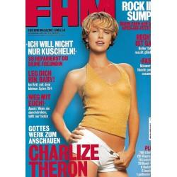FHM Juli 2001 - Charlize Theron