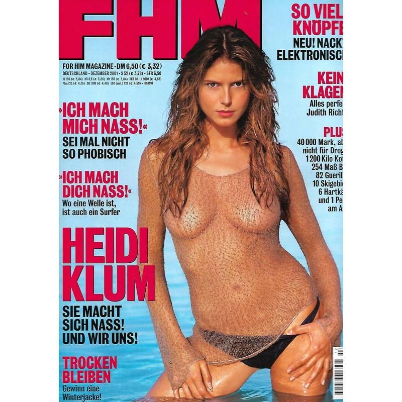 Nackt  Heidi Klum Heidi Klum,