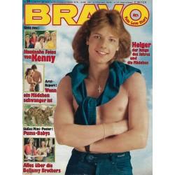 BRAVO Nr.34 / 12 August 1976 - Holger Thomas