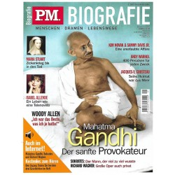 P.M. Biografie Nr.1 / 2007 - Mahatma Gandhi