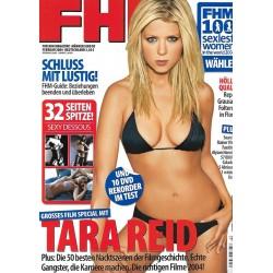 FHM Februar 2004 - Tara Reid