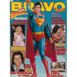 BRAVO Nr.9 / 22 Februar 1979 - Whoom! Superman