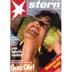 stern Heft Nr.46 / 7 November 1985 - Ganz Ohr!