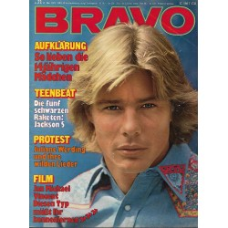 BRAVO Nr.21 / 17 Mai 1973 - Jan Michael Vincent