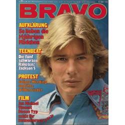 BRAVO Nr.21 / 17 Mai 1973 - Jan Michael Vincent