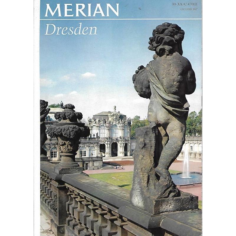MERIAN Dresden 10/XX Oktober 1967
