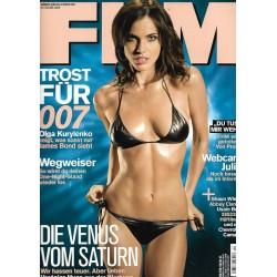 FHM Dezember 2008 - Veronica Hugo