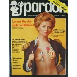 pardon Heft 7 / Juli 1970 - Willst du mein Sieger sein?