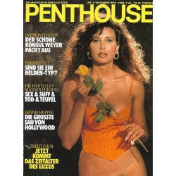 Penthouse Nr.11 / November 1990 - Federica / Miss Kiss