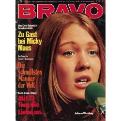 BRAVO Nr.26 / 21 Juni 1972 - Juliane Werding