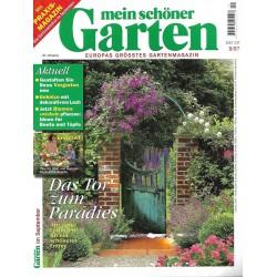 Mein schöner Garten / September 1997 - Das Tor zum Paradies