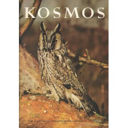 KOSMOS Heft 10 Oktober 1961 - Waldohreule