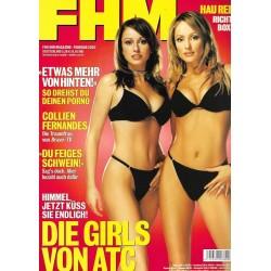 FHM Februar 2002 - Die Girls von ATC