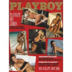 Playboy Nr.1 / Januar 1991 - Playmate des Jahres