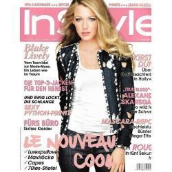 InStyle 10/Oktober 2011 - Blake Lively / Le Nouveau Cool