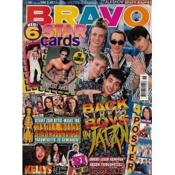 BRAVO Nr.46 / 7 November 1996 - Backstreet Boys
