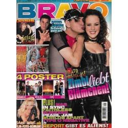 BRAVO Nr.41 / 2 Oktober 1996 - Zimbl liebt Blümchen