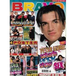 BRAVO Nr.38 / 12 September 1996 - Peter Andre scharfe Show