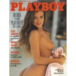 Playboy Nr.6 / Juni 1991 - Verina Wimmer