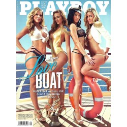 Playboy Nr.1 / Januar 2016 - Love Boat
