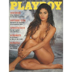 Playboy Nr.5 / Mai 1991 - Katia Lopes