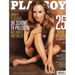 Playboy Nr.7 / Juli 2016 - Annett Fleischer