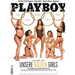 Playboy Nr.9 / September 2016 - Unsere Golden Girls