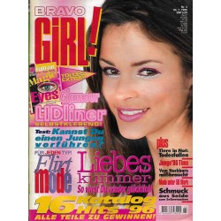 Bravo Girl Nr.3 / 24 Januar 1996 - Glamour Lidliner