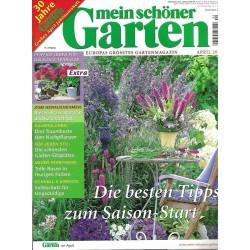 Mein schöner Garten / April...