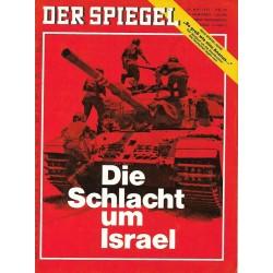 Der Spiegel Nr.23 / 29 Mai 1967 - Die Schlacht um Israel