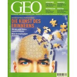 Geo Nr. 12/2001