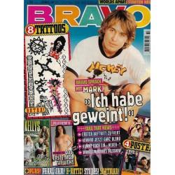 BRAVO Nr.32 / 3 August 1995 - Bravo sprach mit Mark
