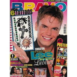 BRAVO Nr.42 / 12 Oktober 1995 - Lee Baxter