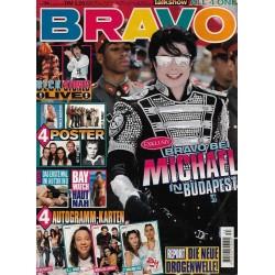 BRAVO Nr.34 / 18 August 1994 - Michael Jackson in Budapest