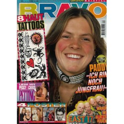 BRAVO Nr.44 / 27 Oktober 1994 - Kellys Intim Paddy