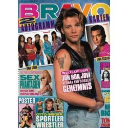 BRAVO Nr.5 / 28 Januar 1993 - Jon Bon Jovi