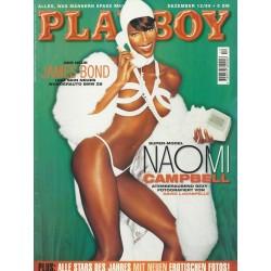 Playboy Nr.12 / Dezember 1999 - Naomi Campbell