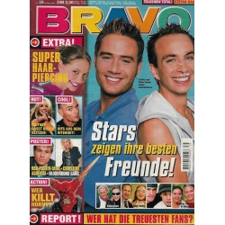 BRAVO Nr.39 / 22 September 1999 - Sasha & Bene