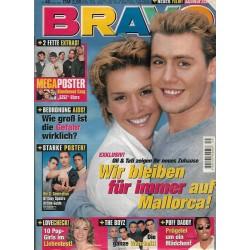 BRAVO Nr.49 / 1 Dezember 1999 - Exklusiv! Oli & Tati