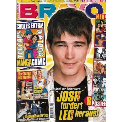 BRAVO Nr.32 / 1 August 2001 - Josh Hartnett