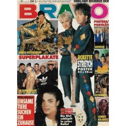 BRAVO Nr.51 / 11 Dezember 1991 - Roxette Stretch