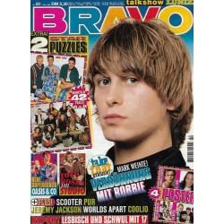 BRAVO Nr.50 / 7 Dezember 1995 - Mark, Versöhnung mit Robbie