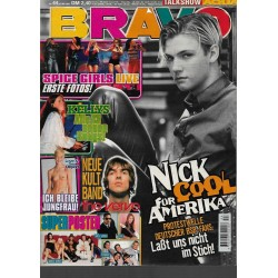 BRAVO Nr.44 / 23 Oktober 1997 - Nick cool für Amerika