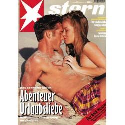 stern Heft Nr.31 / 28 Juli 1994 - Abenteuer Urlaubsliebe