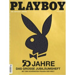 Playboy Nr.1 / Januar 2004 - Rabbit Head