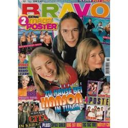 BRAVO Nr.32 / 31 Juli 1997 - Zu Hause bei Hanson in Tulsa