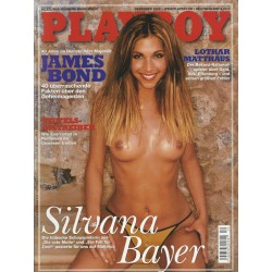 Playboy Nr.12 / Dezember 2002 - Silvana Bayer