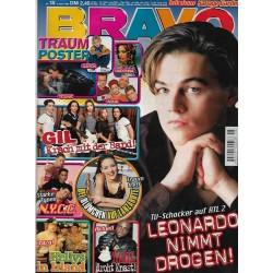 BRAVO Nr.15 / 8 April 1998 - Leonardo nimmt Drogen!