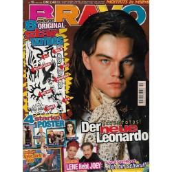 BRAVO Nr.10 / 5 März 1998 - Der neue Leonardo DiCaprio