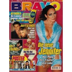 BRAVO Nr.2 / 3 Januar 2001 - Die neue Jennifer Lopez
